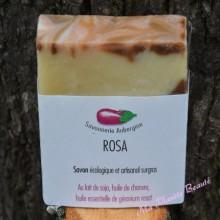 Savon Artisanal Rosa