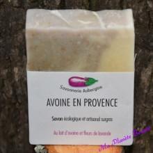 Savon Artisanal Avoine en Provence - Ma Planète Beauté