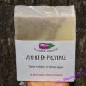 Savon Artisanal Avoine en Provence - Savonnerie Aubergine