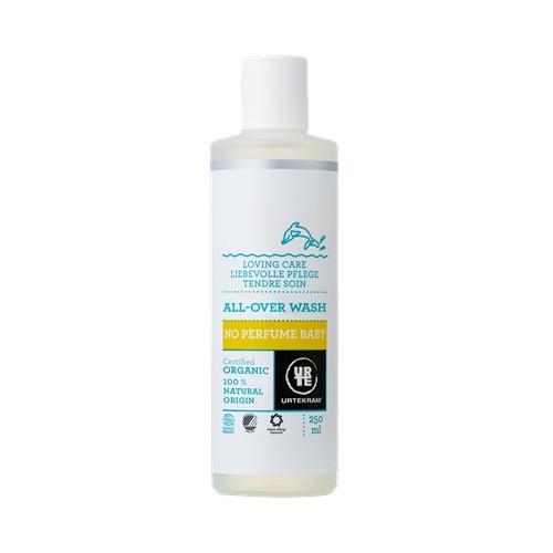 Shampoing Bébé Corps et Cheveux sans parfum 250ml Urtekam - Ma Planète Beauté