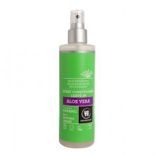 Démêlant Spray Leave-In Aloé Vera (Régénérant) 250ml - Urtekram
