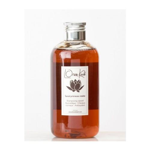 Shampoing Santal Précieuse Vitalité - Cheveux normaux - Loren Kadi