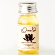 Mini Shampoing Gingembre-Citron Equilibrant - Cheveux tendance grasse - Loren Kadi