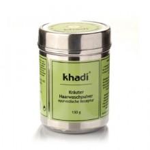 Shampoing en Poudre aux Plantes Ayurvédiques - Khadi