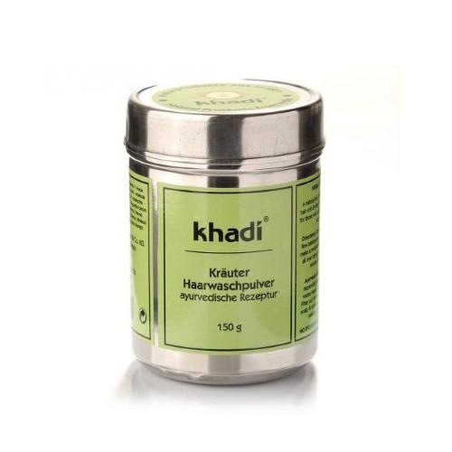 Shampoing en Poudre aux Plantes Ayurvédiques Khadi
