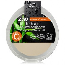 Recharge Poudre Compacte 301 Ivoire Zao