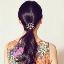 Barrette Epingle à Cheveux Lotus
