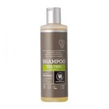 Shampoing à l'HE d'Arbre à Thé Antibactérien 250ml - Urtekram