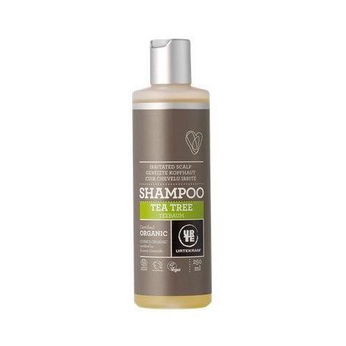 Shampoing à l'HE d'Arbre à Thé Antibactérien 250ml Urtekram - Ma Planète Beauté