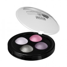 Illuminating Eye Shadow Quattro Lavender Couture 02 Lavera
