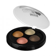 "Illuminating Eye Shadow Quattro ""Indian Dream 03"" Lavera"