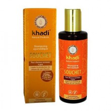 Shampoing Ayurvédique au Souchet Khadi - Ma Planète Beauté