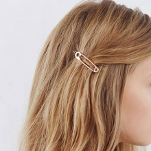 Barrette Epingle à Nourrice Cheveux - MA PLANETE BEAUTE