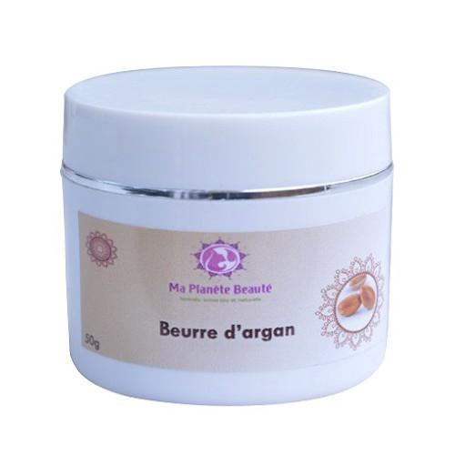 Beurre d'Argan - Ma Planète Beauté