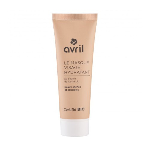 Masque Visage Purifiant 50ml - Avril - MA PLANETE BEAUTE