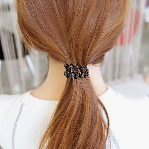 Elastique Cheveux Invisible Spirale