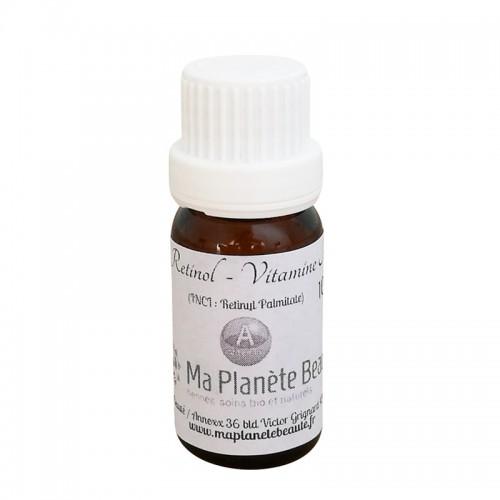 Rétinol - Vitamine A 10ml - MA PLANETE BEAUTE