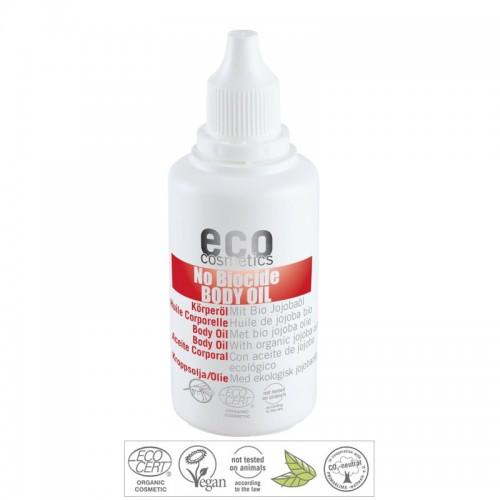 Lotion Anti Moustiques Bio à l'Huile de Jojoba 50ml - Eco Cosmetics - MA PLANETE BEAUTE