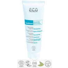 Après-Shampoing Brillance & Soin au Jojoba & Thé vert 125ml - Eco Cosmetics