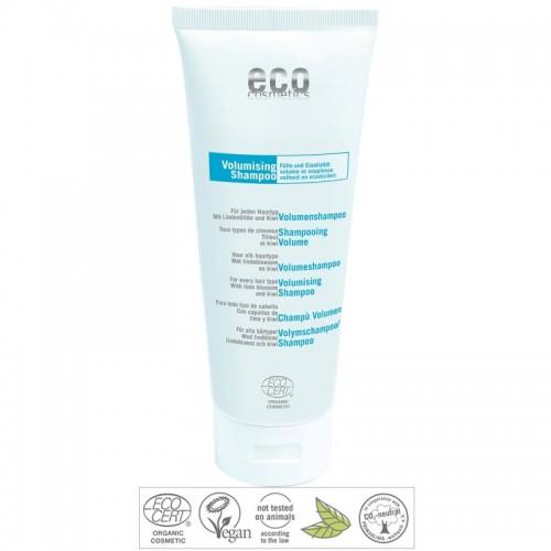 Shampoing Volume Tilleul & Kiwi 200ml - Eco Cosmetics - MA PLANETE BEAUTE