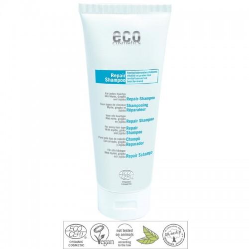 Shampoing Réparateur Jojoba, Gingko & Myrthe 200ml - Eco Cosmetics - MA PLANETE BEAUTE