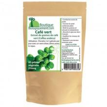 Café Vert (60 gélules de 250mg)