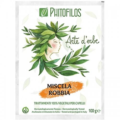 Coloration Végétale Cognac (Miscella Robbia) - Phitofilos - MA PLANETE BEAUTE