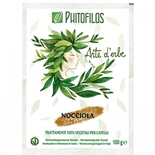 Coloration Végétale Noisette (Nocciola) - Phitofilos - MA PLANETE BEAUTE