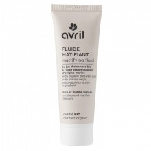 Fluide Matifiant Bio 50ml - Avril
