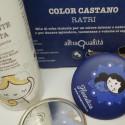 """Coloration Capillaire Végétale Bio & Vegan - Châtain Foncé """"Ratri"""" - LaSaponaria - MA PLANETE BEAUTE"""