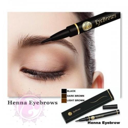 Henna Eyebrows (Sourcils au Henné) - Curiosa Neways