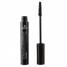 Mascara Waterproof Noir - Certifié Bio - Avril
