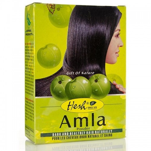 Poudre d'Amla - Hesh - MA PLANETE BEAUTE