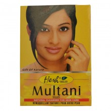 Poudre de Multani Mitti - Hesh - MA PLANETE BEAUTE