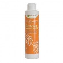 Shampoing Tournesol & Orange Douce - Vegan - La Saponaria