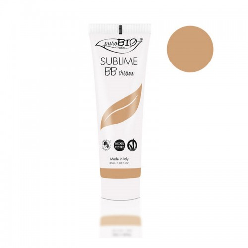 BB Cream Sublime 03 foncé - Vegan & Bio - PuroBIO Cosmetics