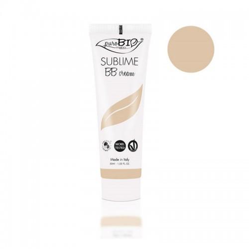 BB Cream Sublime 01 clair - Vegan & Bio - PuroBIO Cosmetics