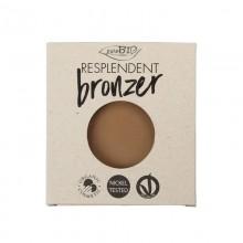 Recharge Poudre Bronzante Resplendent - Vegan & Bio - PuroBIO Cosmetics