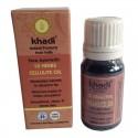 Huile Anti Cellulite Aux 10 Plantes 10ml - Khadi - MA PLANETE BEAUTE