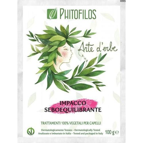 Masque Sebo-Equilibrant - Phitofilos - MA PLANETE BEAUTE