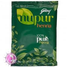 Henné Nupur - 100% pur henné du Rajasthan - Godrej