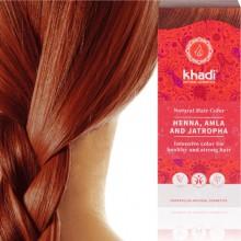 Coloration Khadi Henné Rouge Aux Plantes - Ma Planète Beauté