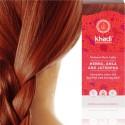 Coloration Henné Rouge Aux Plantes - Khadi