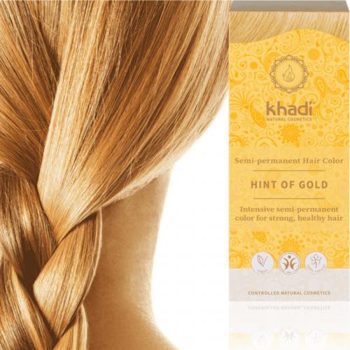 Coloration Khadi Blond Doré - Ma Planète Beauté