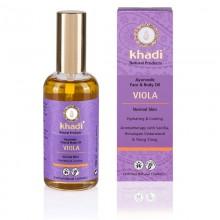 Huile à la Violette - Visage & Corps - Khadi
