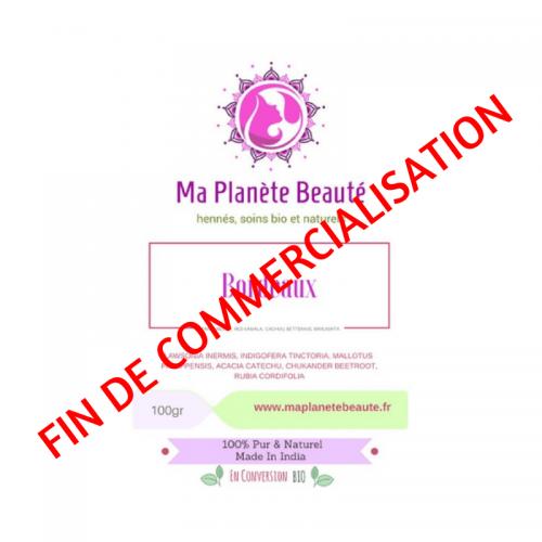 Coloration Bordeaux - EXCLUSIVITE MA PLANETE BEAUTE