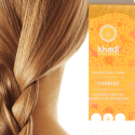 Coloration Blond Soleil (Sunrise) - Khadi