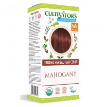 Coloration Végétale Biologique Mahogany - Cultivator's Colors From Nature - MA PLANETE BEAUTE