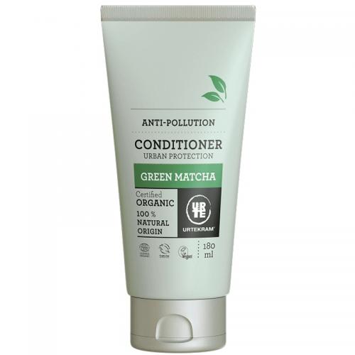 Après-Shampoing Green Matcha (Anti-Pollution) - Urtekram - MA PLANETE BEAUTE