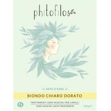 Coloration Végétale Blond Foncé (Blondo Scuro) - Phitofilos | MA PLANETE BEAUTE